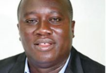 The late Ekow Quansah Hayford