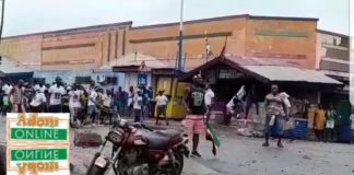 NDC and NPP supporters in Jamestown clash after peace walk