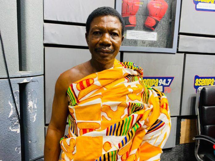 Nana Ameyaw Manu