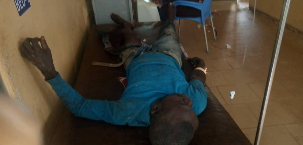 Two killed, others in critical conditions in Konongo-Kumasi highway accident [Photos] 2