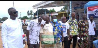 NDC chairman, 99 executives defect to NPP