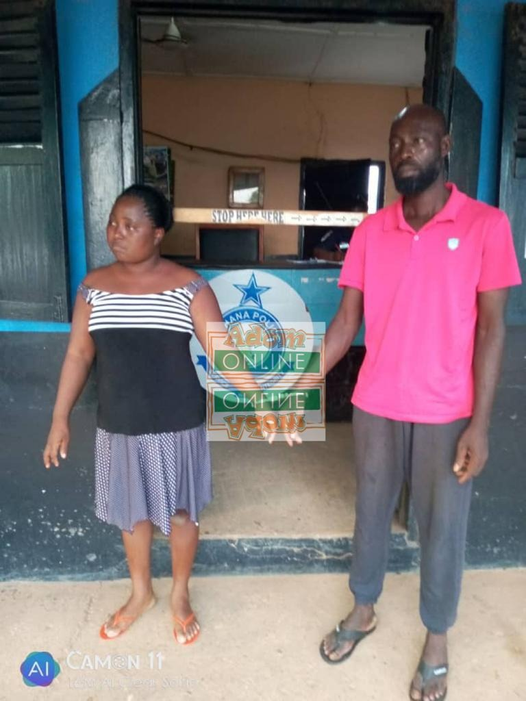 Couple charged for roasting hands of 11-year-old girl [Photos] 2