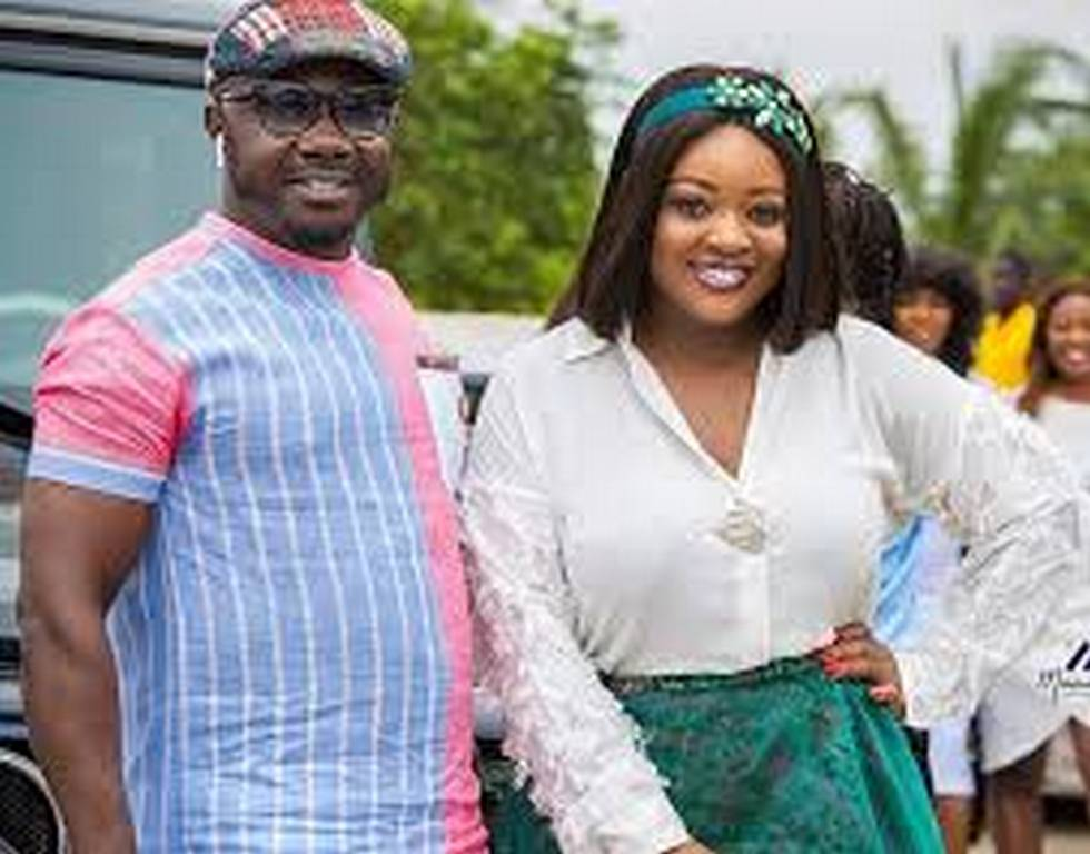 What Nana Aba Anamoah's baby daddy said after meeting Jackie Appiah