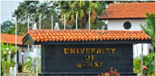 University of Ghana, GIJ