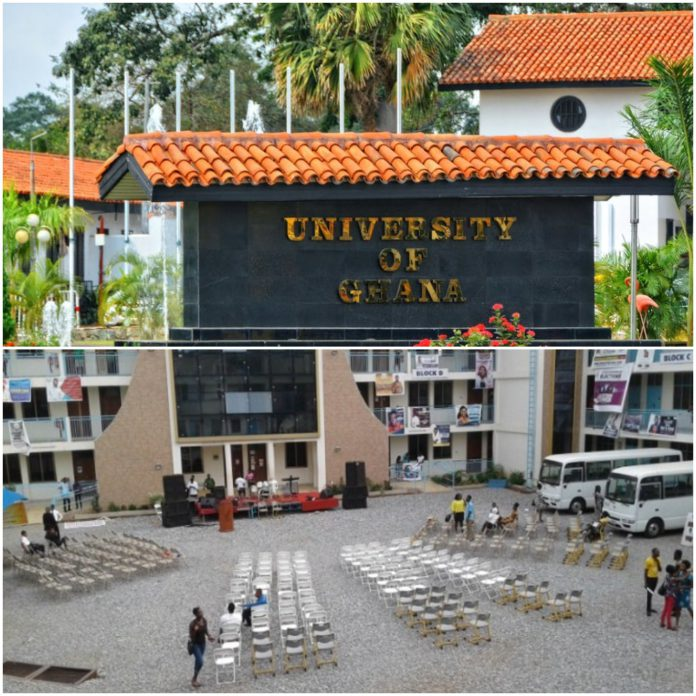 University of Ghana, GIJ