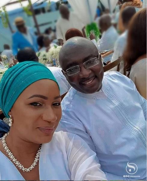 Bawumia and Samira