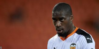 Geoffrey Kondogbia played five friendlies for France before committing to Central African Republic
