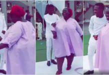 Di Asa PM and Clemento Suarez dance moves