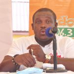 Member Of Parliament (MP) for Ningo Prampram, Sam Nartey George
