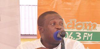Member Of Parliament (MP) for Ningo Prampram, Sam Nartey George