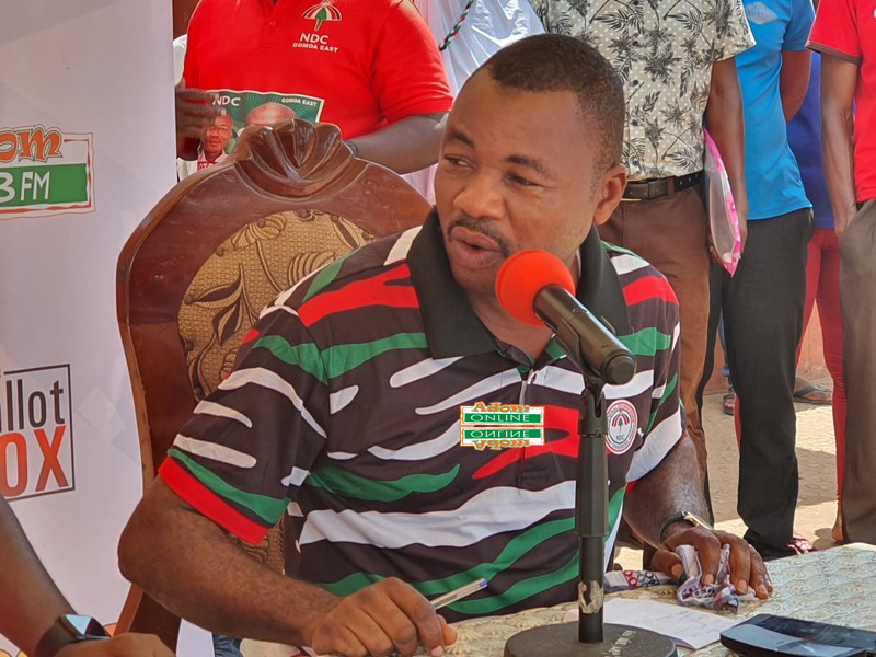 NDC PC for Gomoa East, Desmond Degraft Paitoo