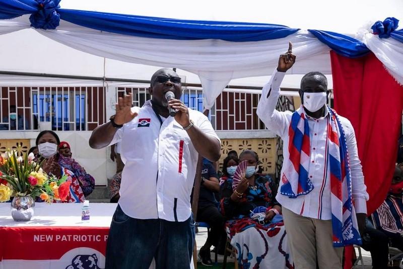 NDC man defects to NPP Simon