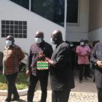 NDC visit Rawlings residence