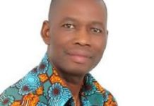 Supt. Peter Lanchene Toobu is the NDC parliamentary candidate for the Wa West Constituency