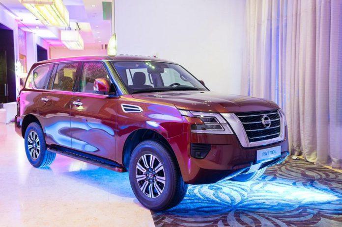 Japan Motors unveils new Nissan Patrol