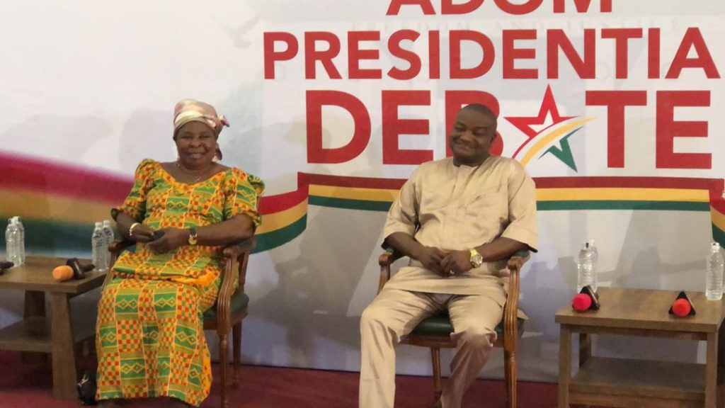 First Akan Presidential Debate underway [Photos] 5