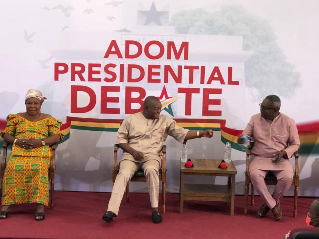 First Akan Presidential Debate underway [Photos] 3