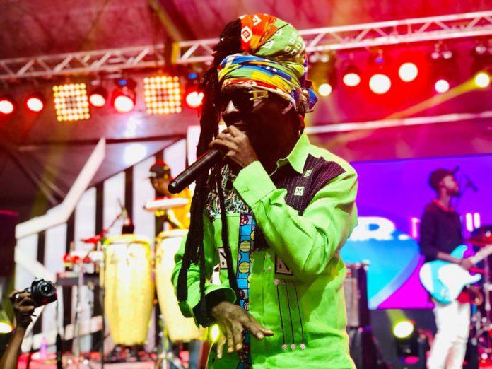 Ghanaian Highlife Legend Kojo Antwi
