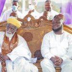 National Chief Imam names Clemence Gyato as Peace Ambassador
