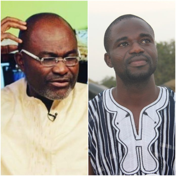 Manasseh sues Kennedy Agyapong