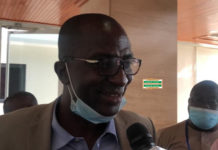 Member of Parliament (MP) for Fomena Constituency, Andrew Amoako Asiamah