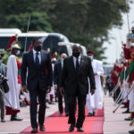 Akufo-Addo attends swearing-in ceremony of President of the Republic of Côte d'Ivoire