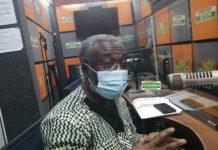 Presidential Advisor on health, Dr Nsiah Asare