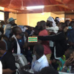 Fight breaks out at Okaikwei Central Collation Centre Election 2020