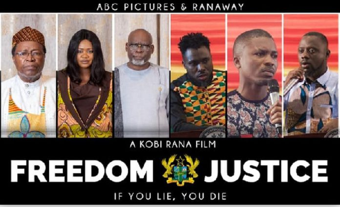 'Freedom and Justice' movie