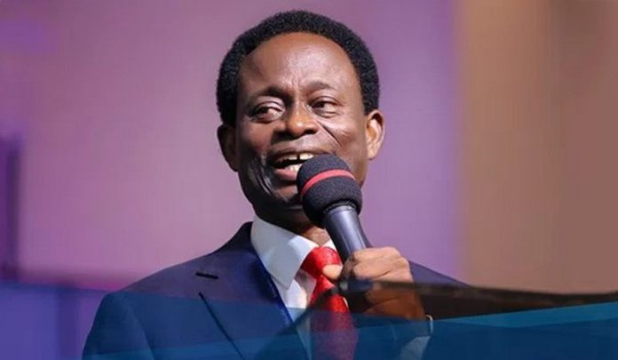 Former Chairman of the Church of Pentecost, Apostle Prof Opoku Onyinah