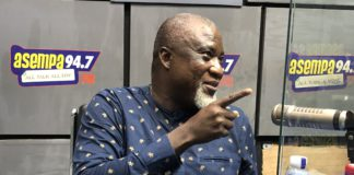 Defeated New Patriotic Party (NPP) Parliamentary Candidate for Kpone Katamanso Constituency Hopeson Adorye