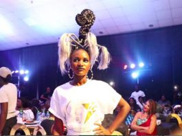 Silver Hair salon celebrated its fifth anniversary in style