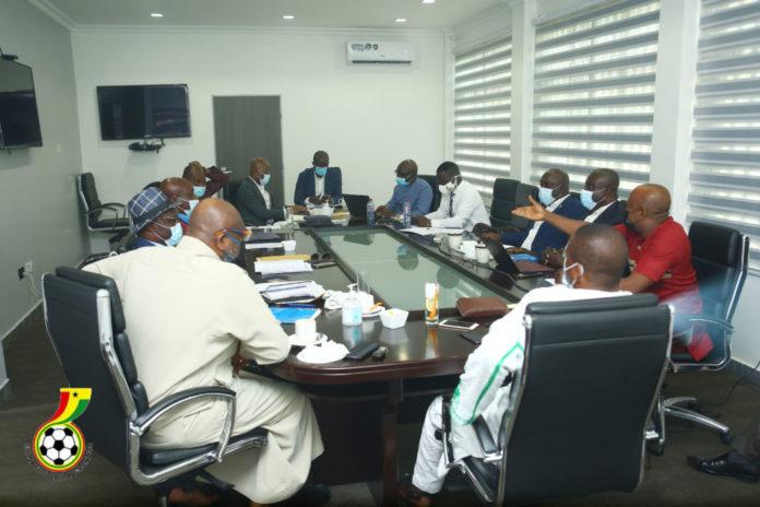 GFA Executive Council members