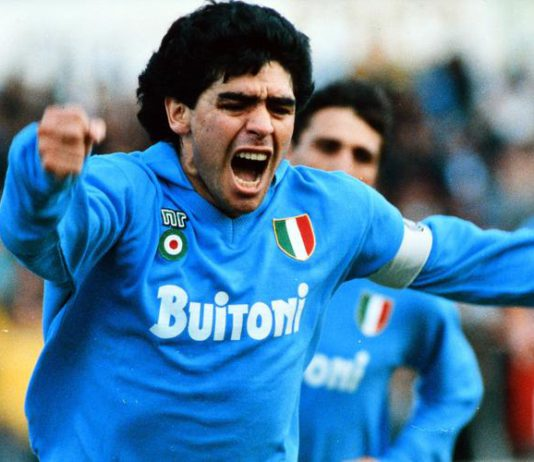Diego Maradona © Gallo Images