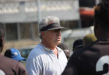 Kosta Papic leads Hearts of Oak training