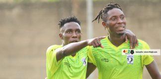 Bechem United players celebrate