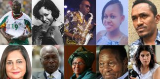 Prominent African deaths of 2020