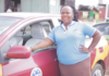 Meet the woman who prefers driving a taxi to teaching | Adomonline.com
