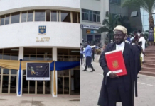 Young man who struggled to see himself through law school dies 1 week after graduating | Adomonline.com