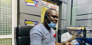 Moses Antwi-Benefo