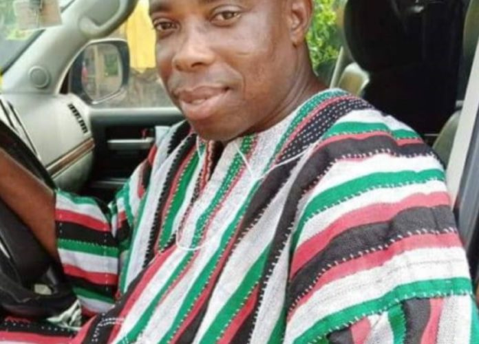 National Democratic Congress' (NDC) Chairman for Nkwanta South, Prosper Akamani | Adomonline.com