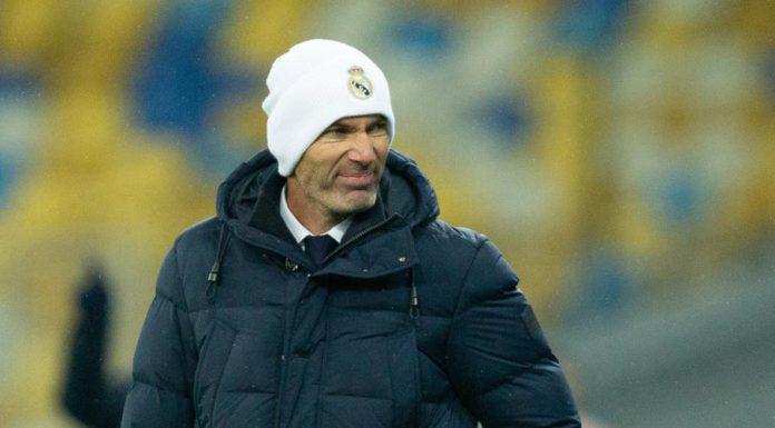 Zinedine Zidane © Getty Images