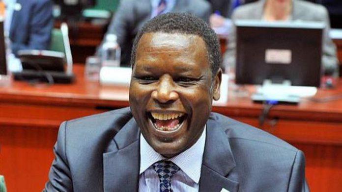 Former President of Burundi, Pierre Buyoya