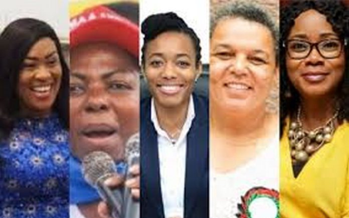 Meet the 40 female MPs-elect of 8th Parliament