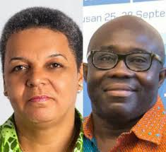 Awutu Senya West: Gizella Tetteh-Agbotui Beats George Andah - Kuulpeeps -  Ghana Campus News and Lifestyle Site by Students - GhanaSummary