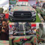 kantanka car for military