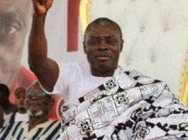 Flagbearer of the Ghana Union Movement (GUM), Christian Kwabena Andrews, aka Osofo Kyiri Abosom