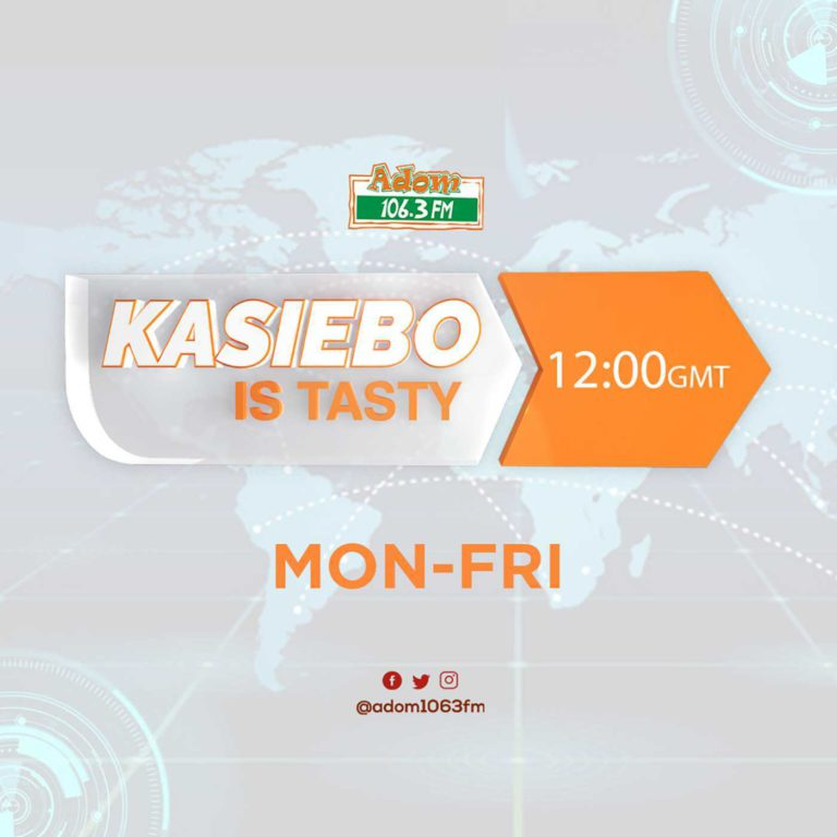 Kasiebo is Tasty