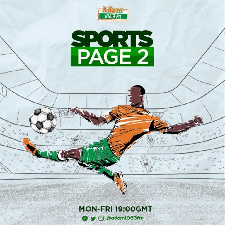 Adom Sports Page 2
