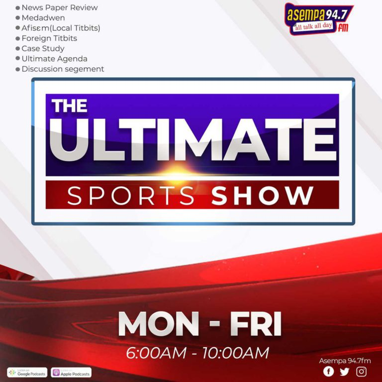Ultimate Sports Show